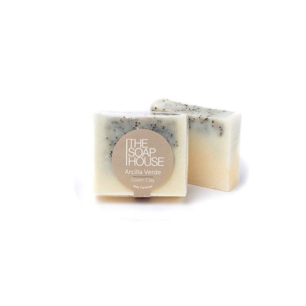 Soap-House-Arcilla-Verde