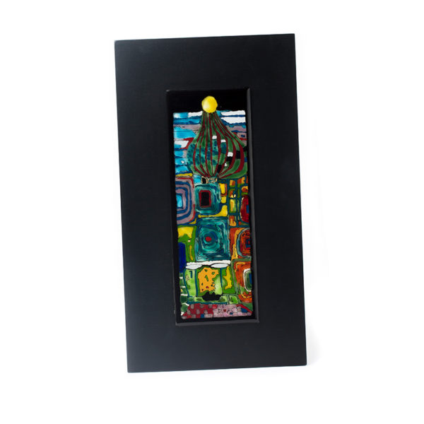 Cuadro Hundertwasser Collection